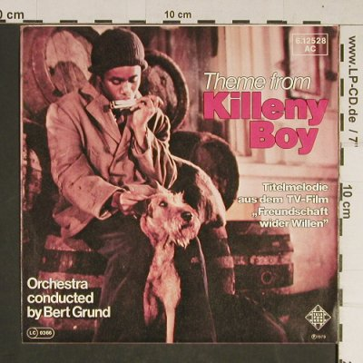 Freundschaft wider Willen: Theme from Killeny Boy, Telef.(6.12528 AC), D, 1979 - 7inch - T720 - 2,50 Euro