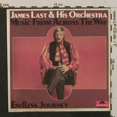 Last,James: Music From Across The Way, Polydor(2041 170), D, 1971 - 7inch - T2388 - 4,00 Euro