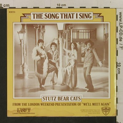 King,Dennis / Stutz Bear Cats: We'll Meet Again / Song That I Sing, MMT(MMT6), UK, m-/vg+, 1982 - 7inch - T2393 - 2,50 Euro