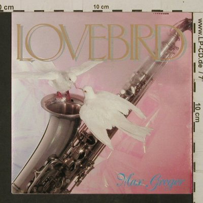 Greger, Max: Lovebird / Smoke Gets In Your Eyes, Polydor(887 421-7), D, 1988 - 7inch - T2706 - 3,00 Euro