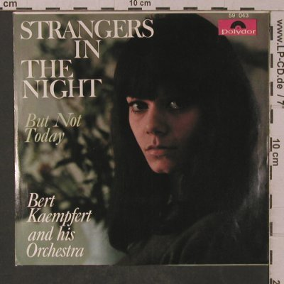 Kaempfert,Bert & Orch.: Strangers In The Night, Polydor(59 043), D, 1966 - 7inch - T4860 - 3,00 Euro