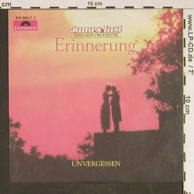 Last,James & his Orchester: Erinnerung / Unvergessen, Polydor(815 082-7), D, 1983 - 7inch - T957 - 2,50 Euro