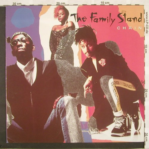 Family Stand: Chain, Atlantic(), D, 90 - LP - A2714 - 5,00 Euro