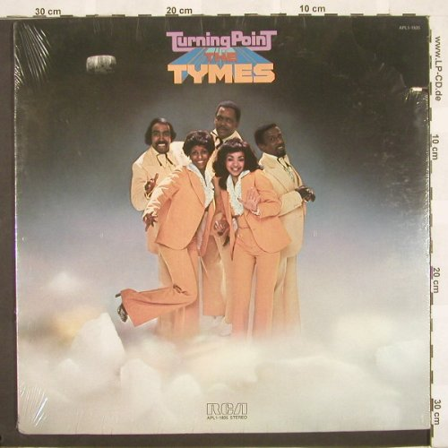 Tymes: Turning Point - FS-New, RCA(APL1-1835), US, Co, 76 - LP - A4212 - 9,00 Euro