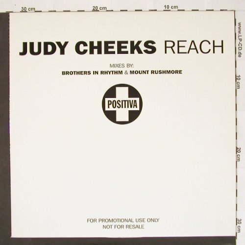 "Cheeks,Judy: Reach*7,Flc,Promo, Positiva(), ,  - Do12"" - A4384 - 6,00 Euro"