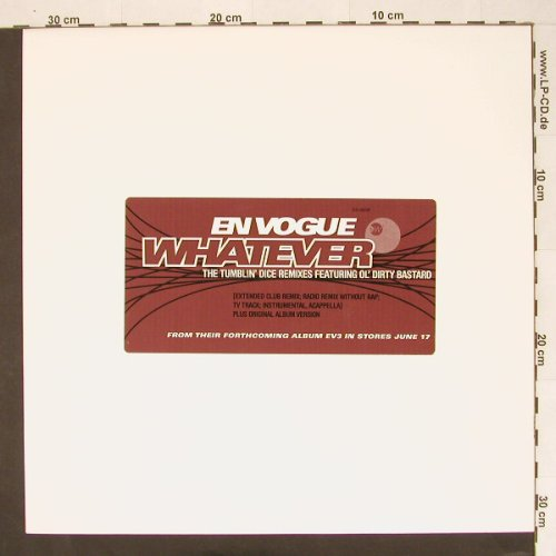 En Vogue: Whatever*4,Promo, Elektra(SAM 2089), D,  - 12inch - A4387 - 4,00 Euro