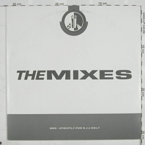 "V.A.The Mixes: DMC-Strictly for D.J.s Only, DMC(153 3/4), EEC, 95 - 12""*2 - A5451 - 5,00 Euro"