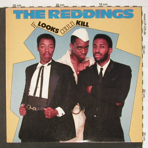 Reddings: If Looks Could Kill, Polydor(), D, 85 - LP - A5471 - 4,00 Euro