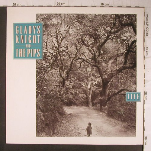Knight,Gladys & The Pips: Life, CBS(26184), NL, 1985 - LP - A5480 - 5,00 Euro