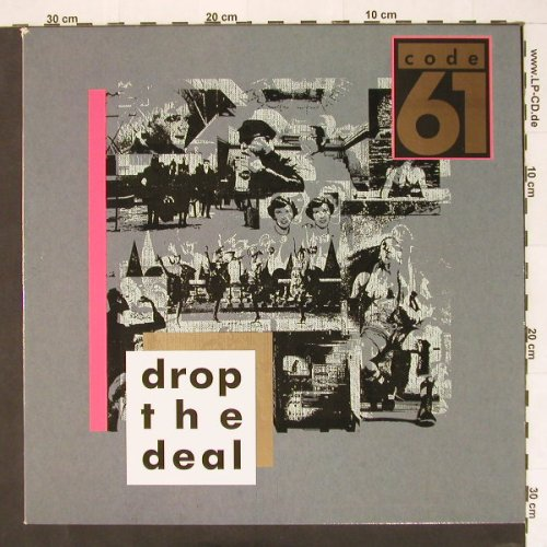 Code 61: Drop The Deal*3, BCM(B.C.12-2062-40), D,  - 12inch - A5584 - 3,00 Euro