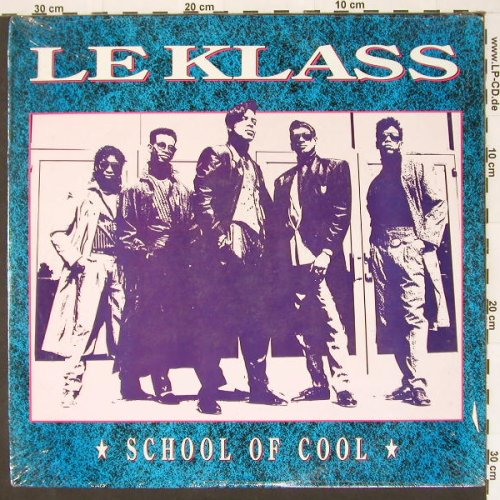 Le Klass: School Of Cool,FS-New, Life(), US, 90 - LP - A5780 - 7,50 Euro