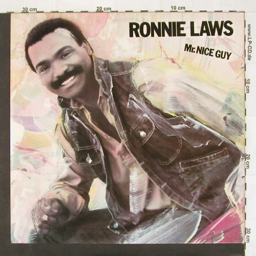 Laws,Ronnie: Mr.Nice Guy, Capitol(), D, 1983 - LP - A6188 - 5,00 Euro
