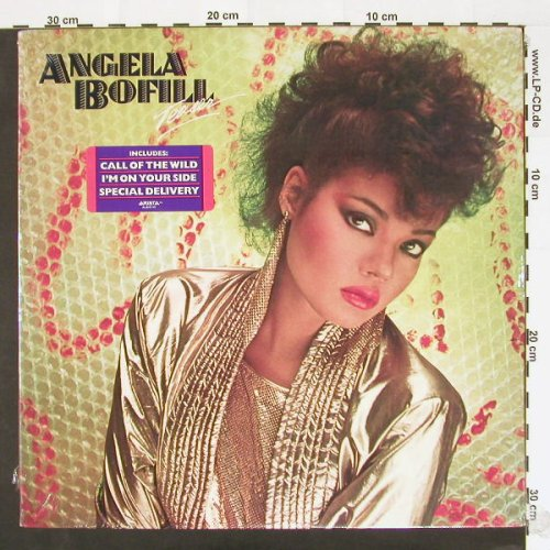 Bofill,Angela: Teaser, FS-New, Arista(AL8-8198), US, 83 - LP - A6356 - 5,50 Euro