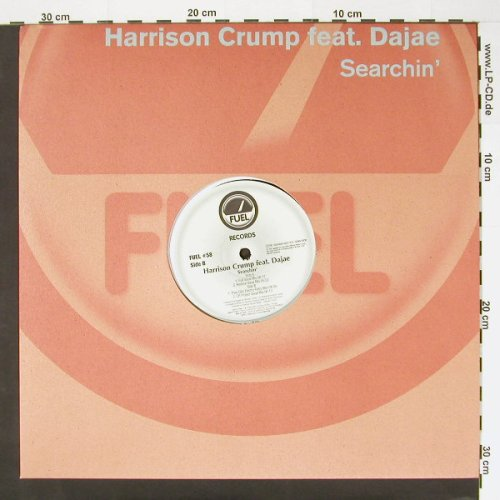 Crump,Harrison feat.Dajae: Searchin'*4, Fuel(5050466-0927-0-), D, 02 - 12inch - A6915 - 2,50 Euro