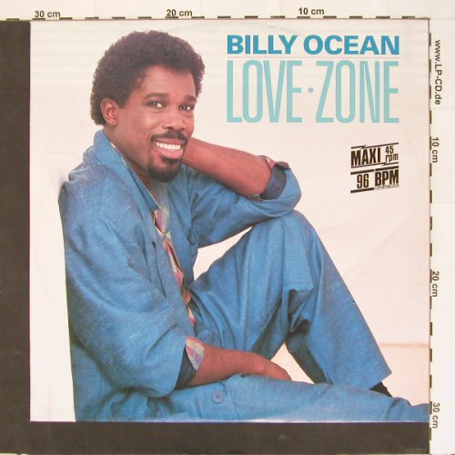 Ocean,Billy: Love Zone*3, Jive(6.20626 AE), D, 1986 - 12inch - A731 - 2,00 Euro