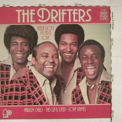Drifters: There Goes My First Love, Bell/mfp(MFP 50352), UK,  - LP - A8625 - 4,00 Euro