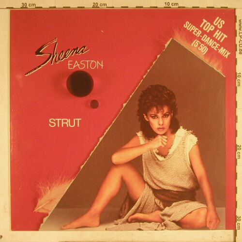 Easton,Sheena: Strut /Letters from the Road, EMI(20 0414 6), EEC, 84 - 12inch - A8814 - 3,00 Euro