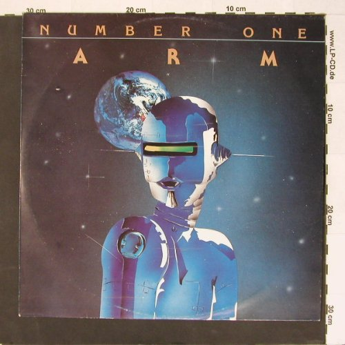 Arm: Number One*2, Carrere(CAR 6.20589 AE), D, 86 - 12inch - A903 - 4,00 Euro