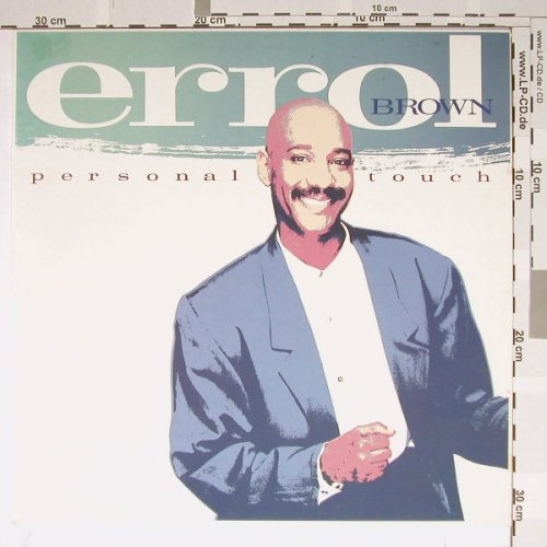 Brown,Errol: Personal Touch*2+1(pers.mix), WEA(248 305), D, 87 - 12inch - B1872 - 1,50 Euro