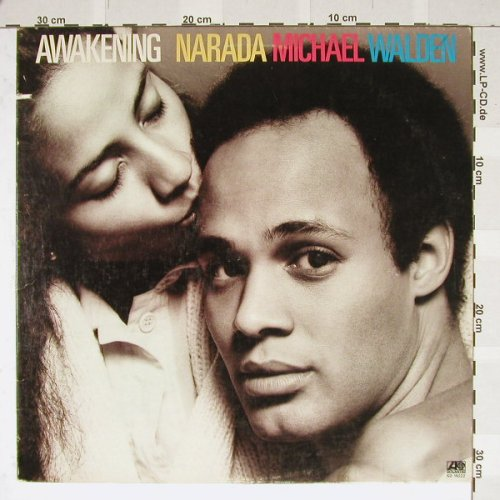 Walden,Narada Michael: Awakening, co, Atlantic(SD 19222), US, 1979 - LP - B2974 - 5,50 Euro