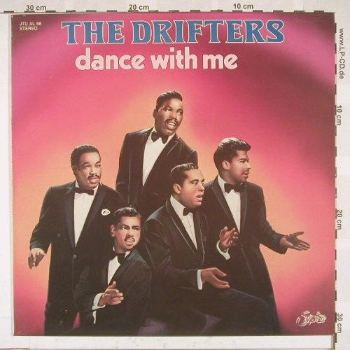 Drifters: Dance with me, Surprise(JTU AL 68), NL, Ri,  - LP - B5286 - 5,00 Euro