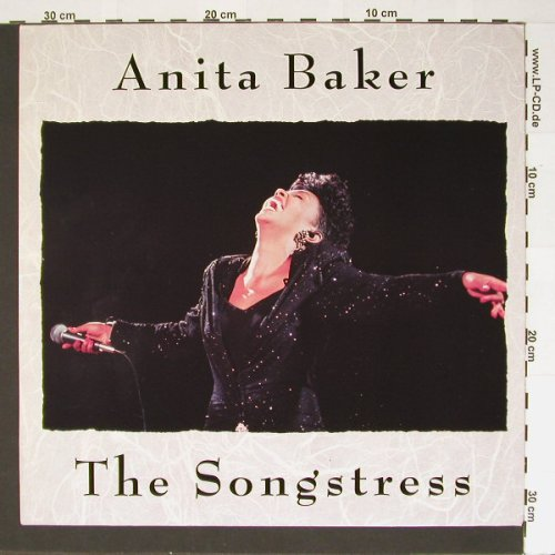 Baker,Anita: The Songstress '83, Elektra(), D, 91 - LP - B6321 - 5,00 Euro