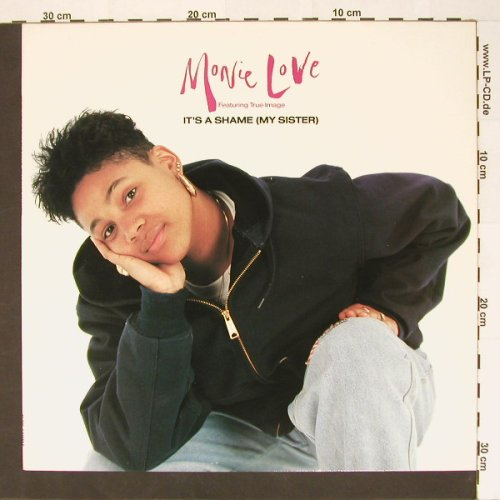 Monie Love, feat. True Image: It's A Shame x3, Chrys.(), D, 90 - 12inch - B7162 - 3,00 Euro