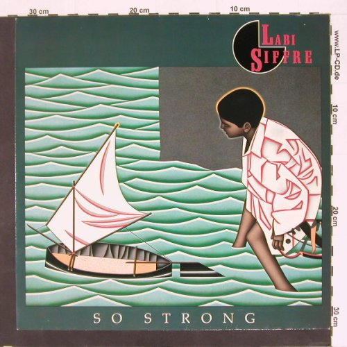 Siffre,Labi: So Strong, Polydor(837 369-1), D, 1988 - LP - B8518 - 4,00 Euro