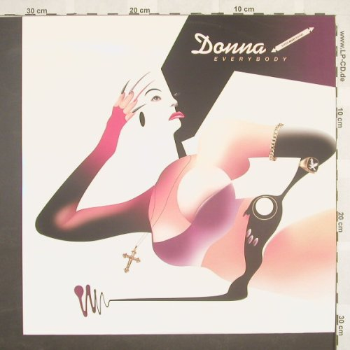 Donna: Everybody*3+1, DeepCultur(), D, 01 - 12inch - B8806 - 3,00 Euro