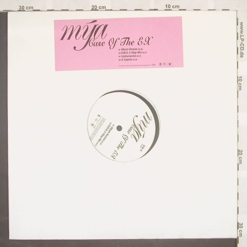 Mya: Case Of The Ex*4,Flc,Promo, Universal(), D,  - 12inch - B8817 - 3,00 Euro