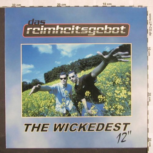Reimheitsgebot: The Wickedest*3+4, MCA(), D, 99 - 12inch - B8966 - 4,00 Euro
