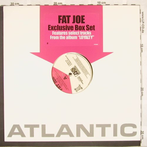 Fat Joe: Box Set From'Loyality',Promo, Atlantic(PR 301049), US, 02 - 2LP - B9049 - 9,00 Euro