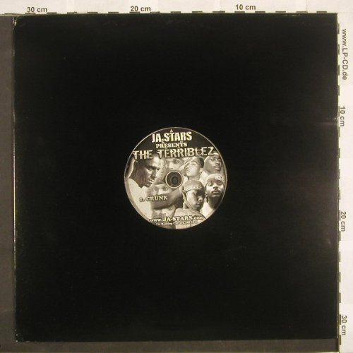 Terriblez,The: Crunk*2,LC, Ja-Stars(), US,  - 12inch - B9053 - 3,00 Euro