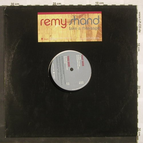 Shand,Remy: Take A Message*5,Promo,LC, Motown(), US, 01 - 12inch - B9163 - 3,00 Euro