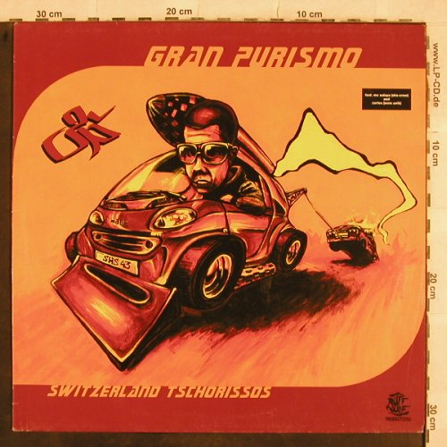 Gran Purismo: Switzerland Tschorissos*3+3, be ruff/Nation Rec.(0061-1), CH, 2000 - 12inch - B9166 - 2,00 Euro