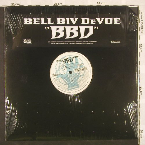 Bell Biv Devoe: Bbd, FS-New,co, Universal(), US, 01 - LP - B9543 - 6,00 Euro