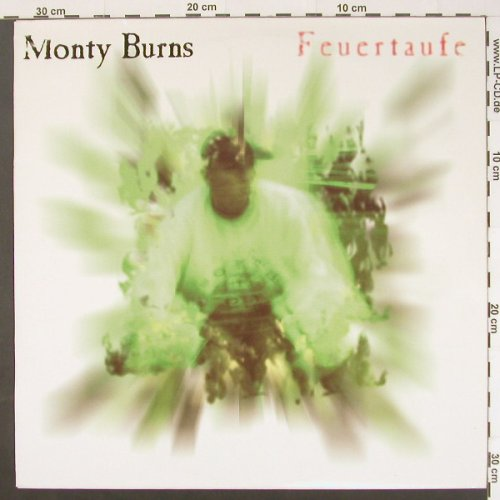 Monty Burns: Feuertaufe+2+3Instr., Soundclash(084.054), EU, 2001 - 12inch - C1609 - 2,00 Euro
