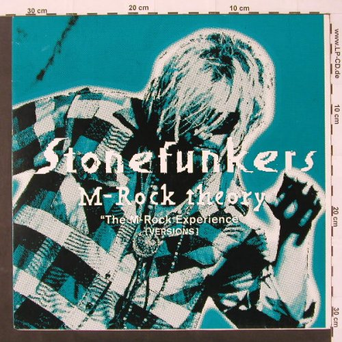 Stonefunkers: M-Rock Theory, Metron.(), D, 93 - 12inch - C2162 - 1,50 Euro