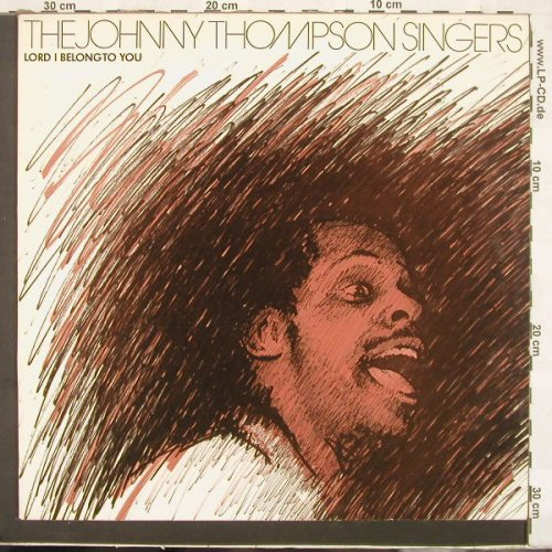 Thompson Singers,Johnny: Lord I Belong To You, CH Spezial(SPL 10045), CH, 81 - LP - C2670 - 5,00 Euro