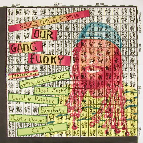 Clinton,George: Our Gang Funky, MCA(255 934-1), D, 1988 - LP - C3123 - 7,50 Euro