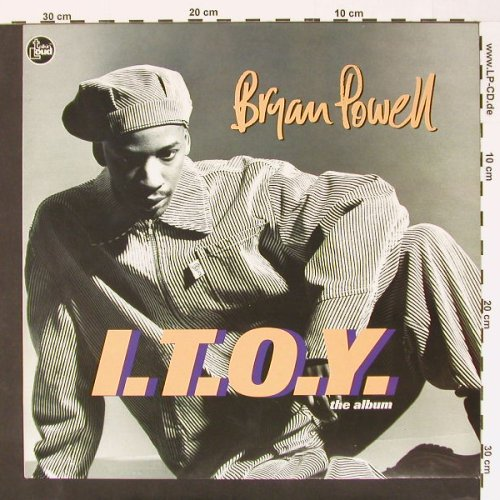 Powell,Bryan: I.T.O.Y.The Album, TalkinLoud(518 065-1), , 1993 - LP - C520 - 6,00 Euro