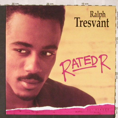 Tresvant,Ralph: Rated R*2, MCA(12-54148), US, 1991 - 12inch - C5899 - 5,00 Euro