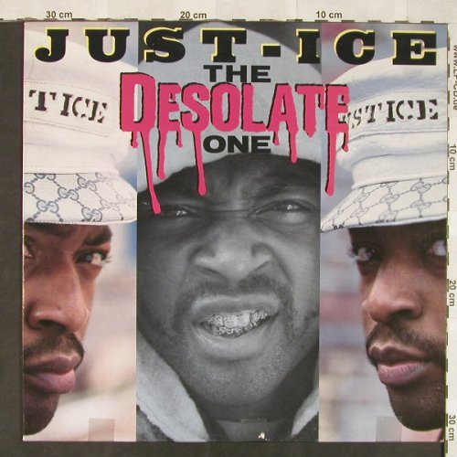 Just-Ice: The Desolate One, Fresh(INT 146.121), D, 1989 - LP - C5936 - 7,50 Euro
