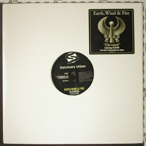 Earth,Wind & Fire: Elevated,radio+3, LC,Promo, Sanctuary Urban(SURDJ-85646), ,  - 12inch - C6594 - 4,00 Euro