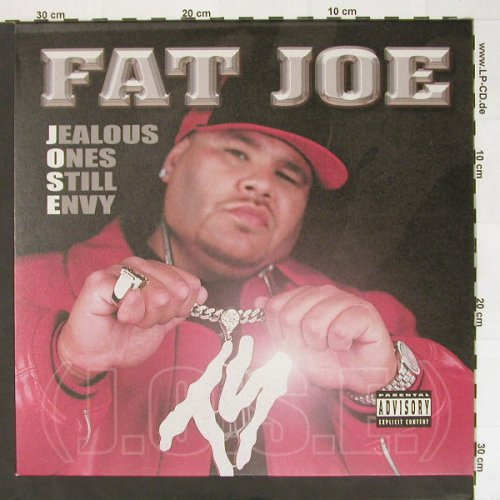 Fat Joe: Jealous Ones Still Envy, Atlantic(), US, 2001 - 2LP - C6790 - 15,00 Euro