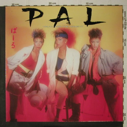 PAL: Truth For The Moment, Motown(ZL72398), D, 1986 - LP - C7497 - 3,00 Euro