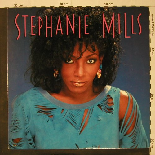 Mills,Stephanie: Same, MCA(5669), US, 1985 - LP - C8346 - 5,00 Euro