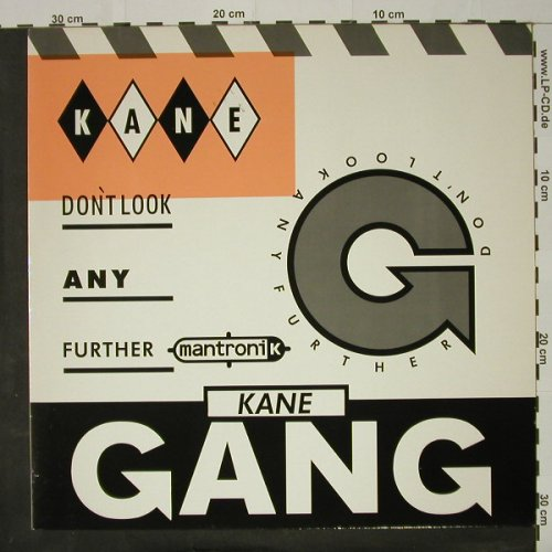 Kane Gang: Don't Look Any Further(MantronicMx), Metronome(886 277-1), D, 1987 - 12inch - C8441 - 3,00 Euro