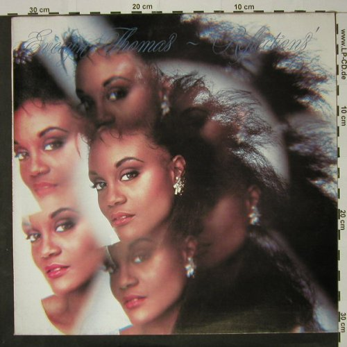 Thomas,Evelyn: Reflections/Running Wild i.t.Night, Record Shack(SOHO 53), D, 1985 - 12inch - C8497 - 3,00 Euro