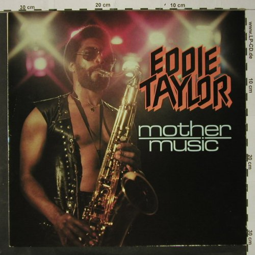 Taylor,Eddie: Mother Music, Metronome(0060.436), D, 1981 - LP - C8613 - 5,00 Euro
